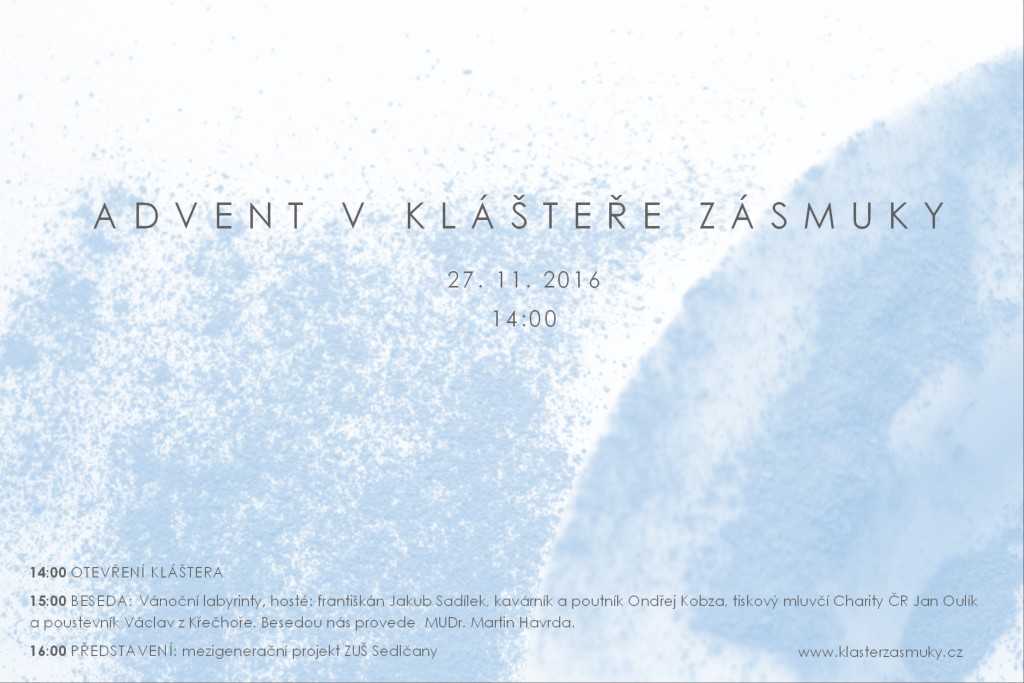 advent-v-klastere-zasmuky